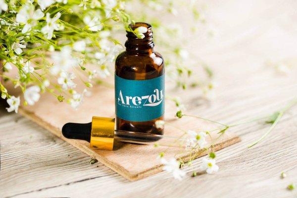 Arezou face oil