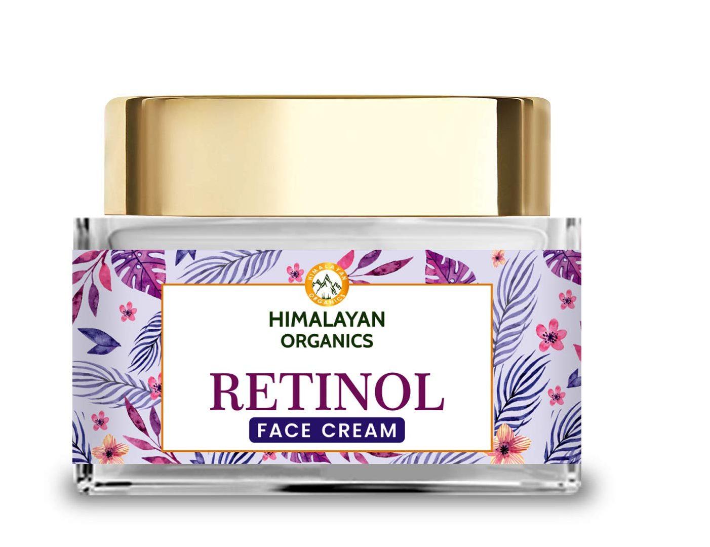 retinol cream in India