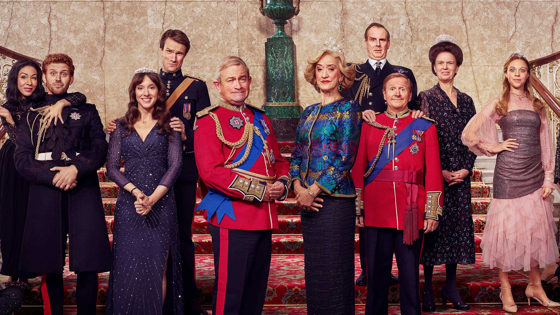 shows on the royal family