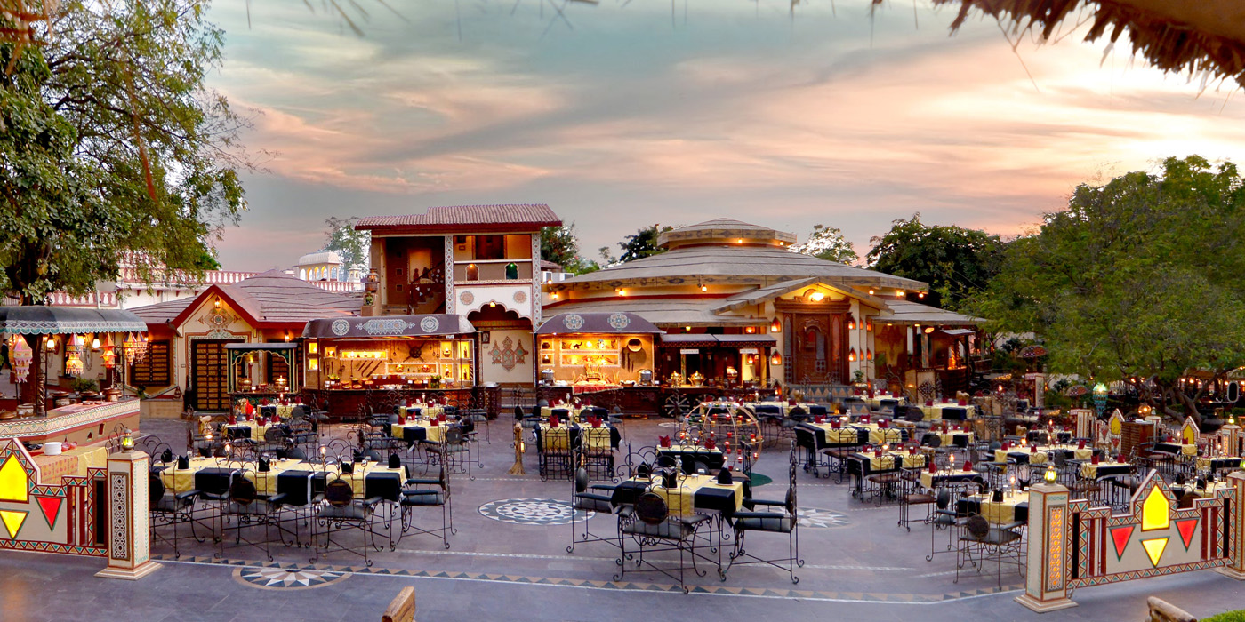 places to eat in jaipur