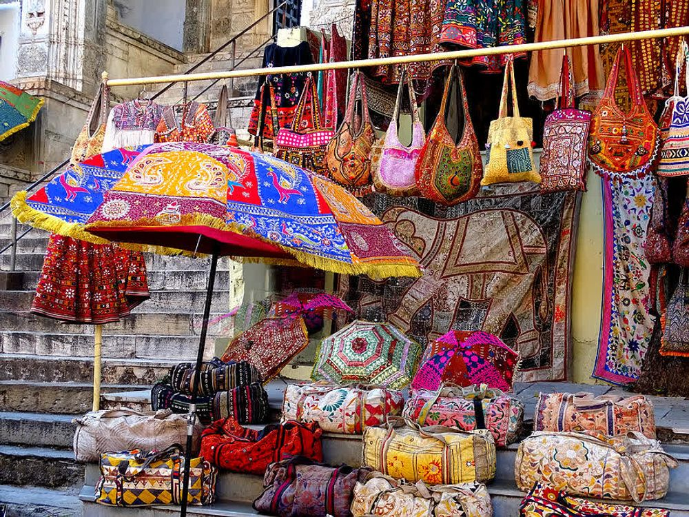 places to shop in jaipur