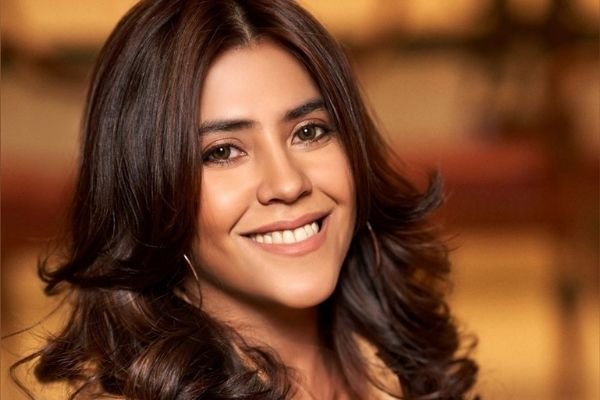 Ekta Kapoor, producer of LGBTQ-themed shows The Married Woman and His Storyy