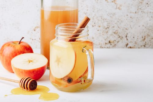 immunity booster drink at home