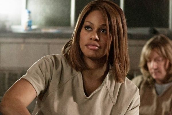 Iconic LGBTQIA+ Characters: Sophia in a still from Orange Is The New Black