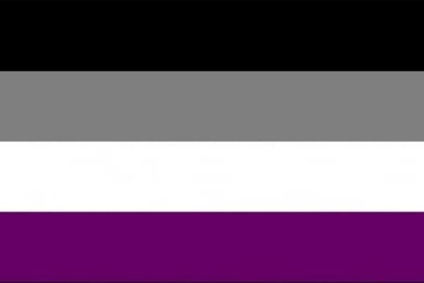 The asexual flag