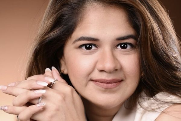 A photo of Aastha Khanna- Bollywood's first intimacy coordinator
