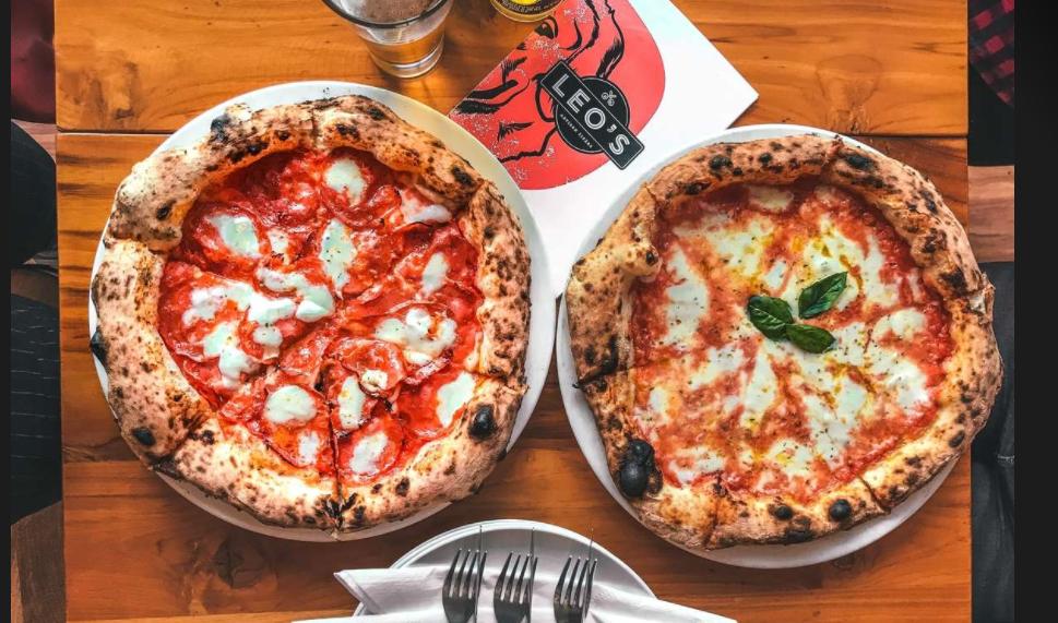 best pizza in delhi