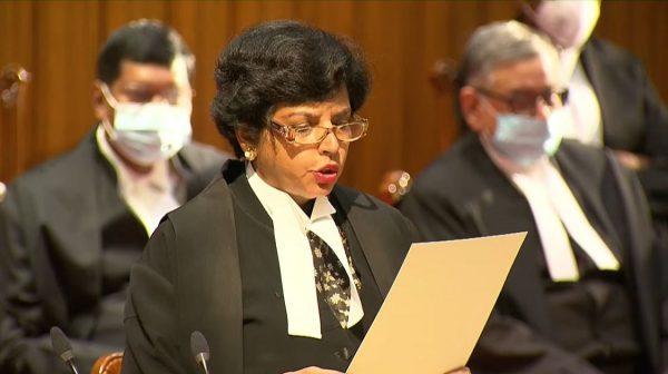 supreme court women judges