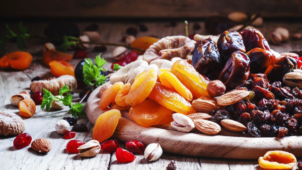 dried fruits for Navratri