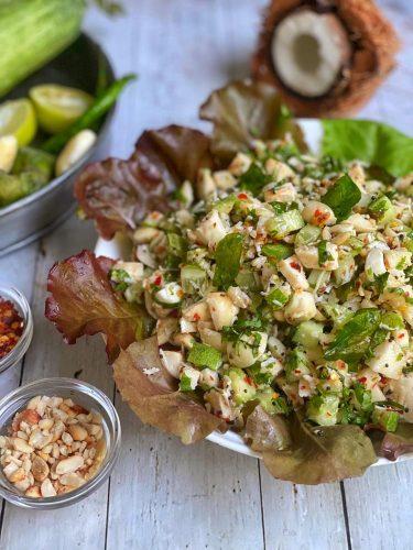 salad for vrat
