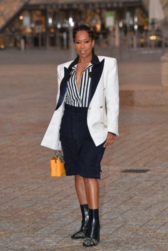 Regina King at Paris Fashion Week 2021